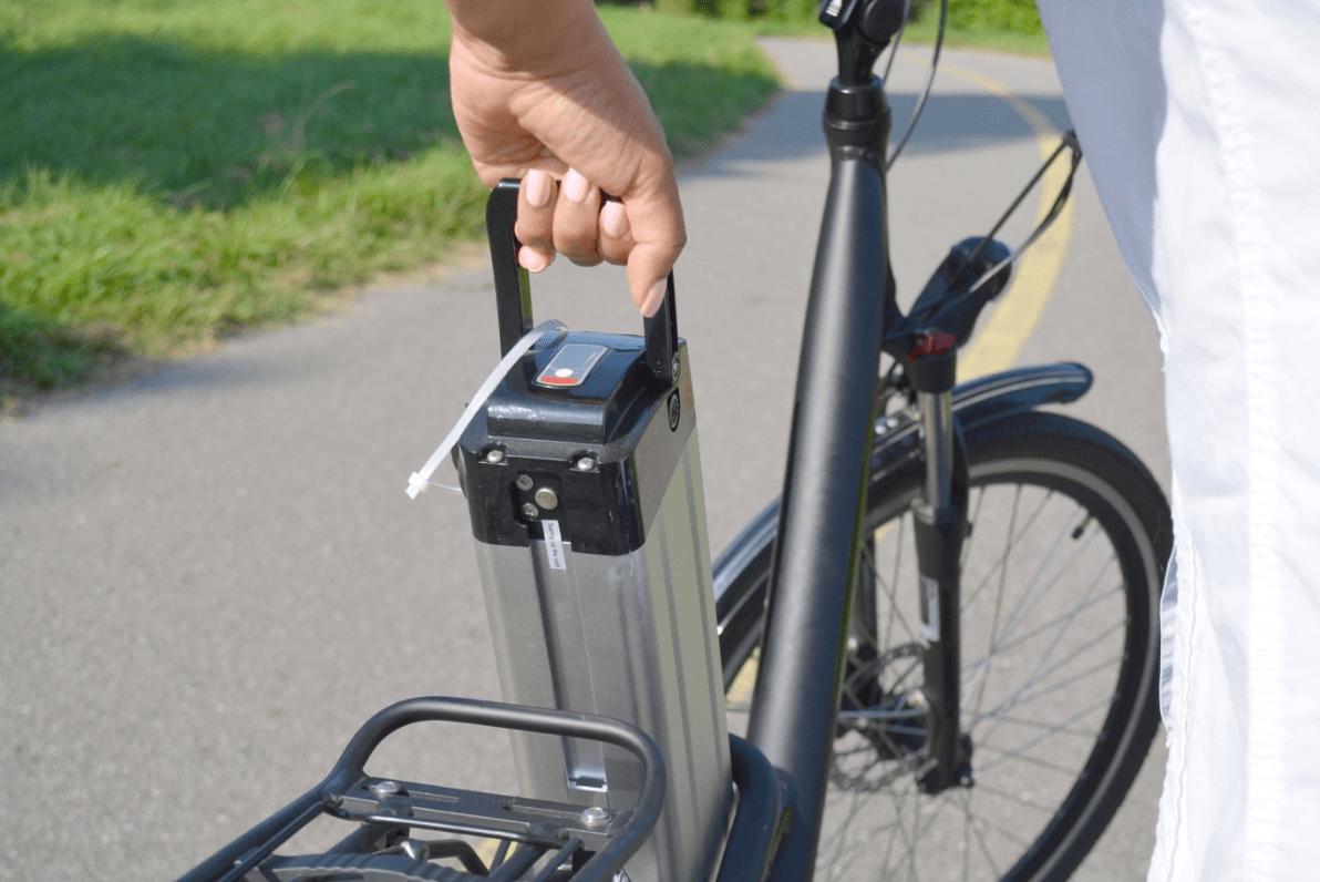 Bescherm uw fietsbatterij tegen de hitte!