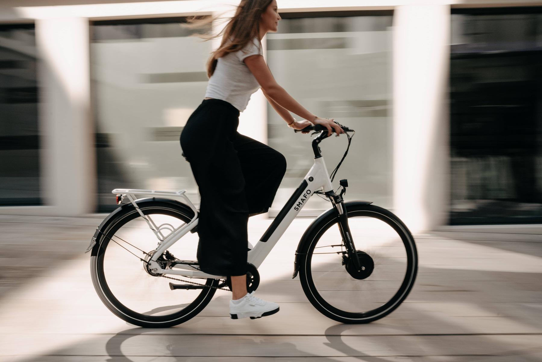Calorieën verbranden met elektrisch fietsen: zo zit het!