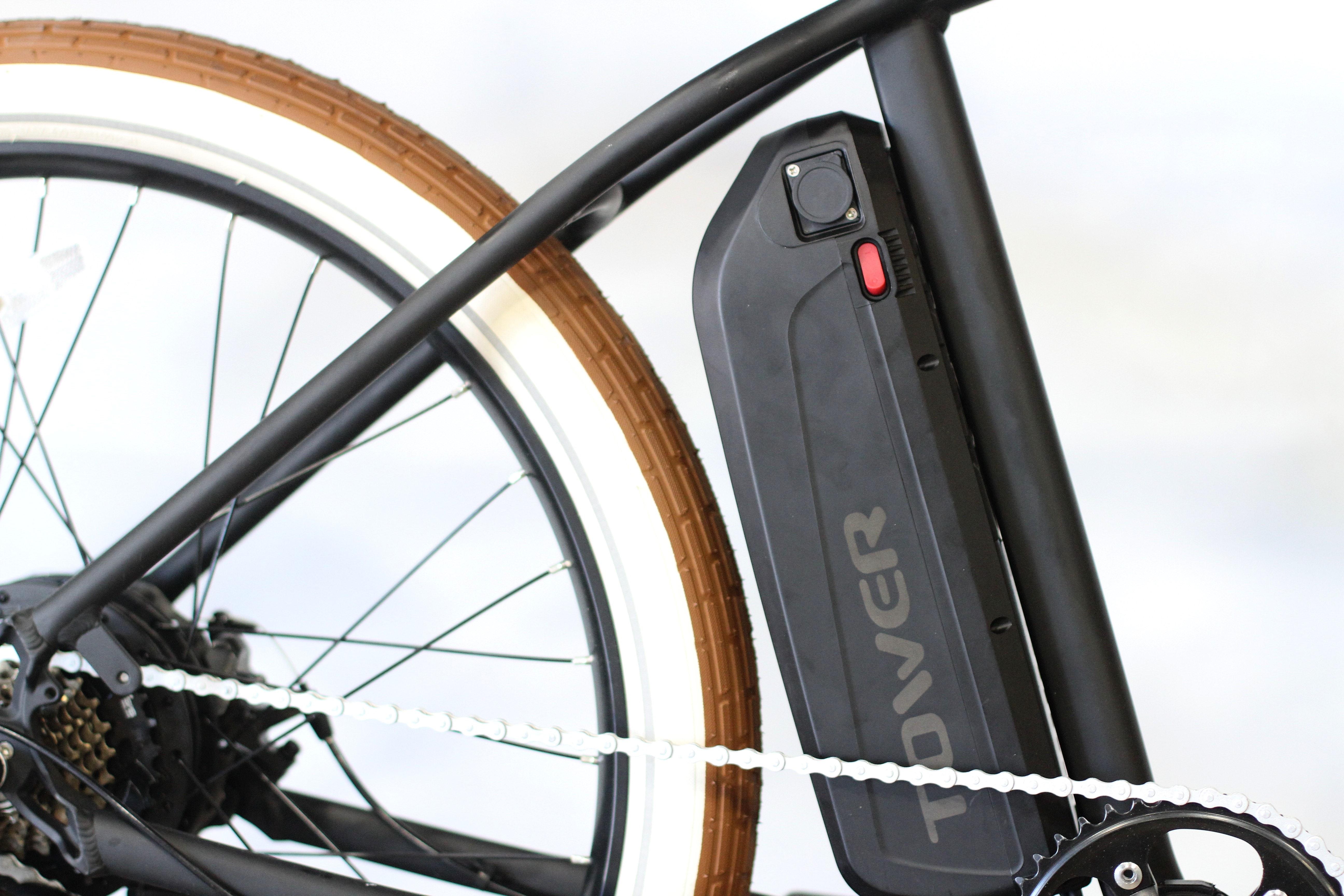 Hoe kun je een batterij van een elektrische fiets testen?