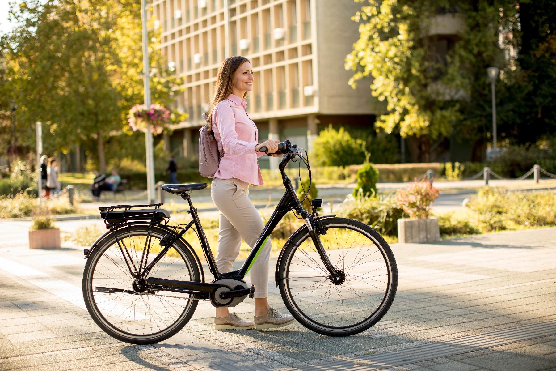 7 voordelen van de e-bike