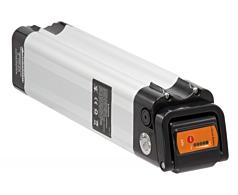 Phylion XH259-10J Silverfish 24V 12Ah compatibel fietsbatterij (zilver)