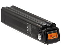 Phylion XH259-10J Silverfish 24V 12Ah compatibel fietsbatterij (zwart)