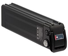 Phylion XH370-12J Silverfish 37V 12Ah compatibel fietsbatterij (zwart)