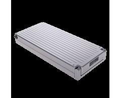 Batterij Sparta E-motion C1/C2/C3 / Batavus 25.9V 10Ah fietsbatterij (zilver)