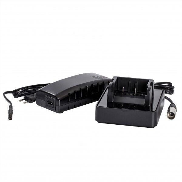 Panasonic 26V snellader 4A voor Derby Cycle/BMZ batterij